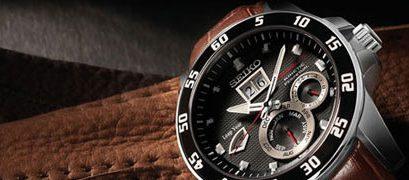 Nouveauté Mode-In-Motion : les montres SEIKO