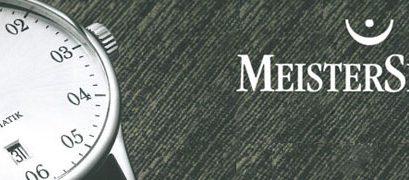 MeisterSinger : la montre mono-aiguille
