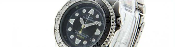 La montre Yema SeaSpider
