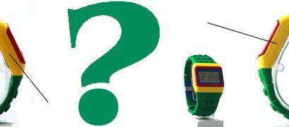 Comment regler la montre ODM JCDC Pop Hours?