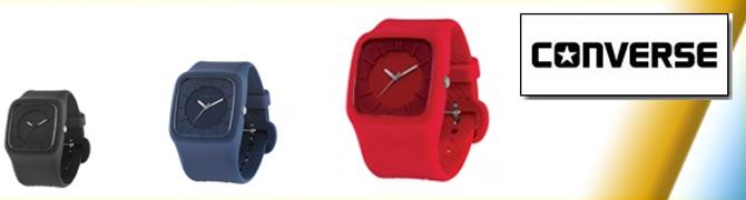 Booster votre look avec les montres Converse !