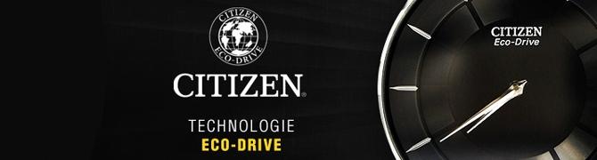 CITIZEN Eco-Drive : présentation