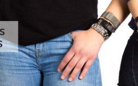 Les fermoirs de montres