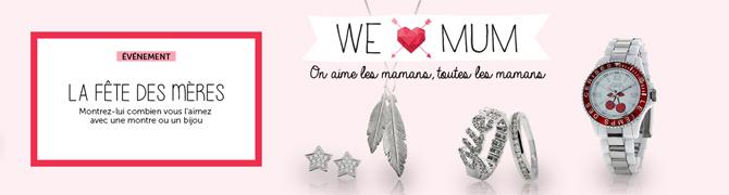We love Mum : le 31 mai, on fête les mamans !