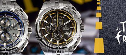 Les nouveautés montres Festina Tour de France sont en ligne !