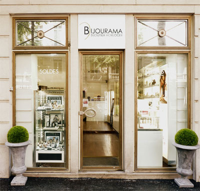 Boutique Bijourama Paris