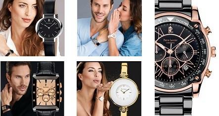 collections pierre lannier montres