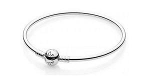 Guide taille bracelet Pandora jonc argent