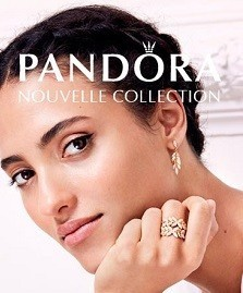 Pandora Bijoux Charms Collection Automne 2018