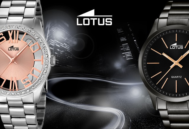 Montre Lotus Innovation
