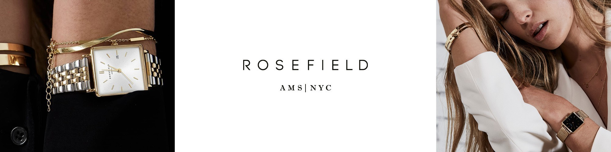 Rosefield Montres