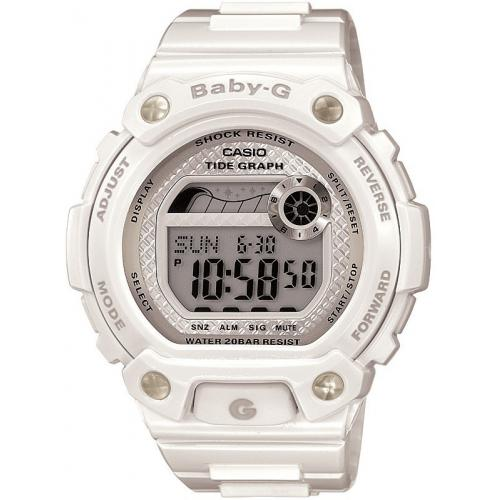 Casio - Montre Casio Baby-G BLX-100-7ER - Montre casio etanche