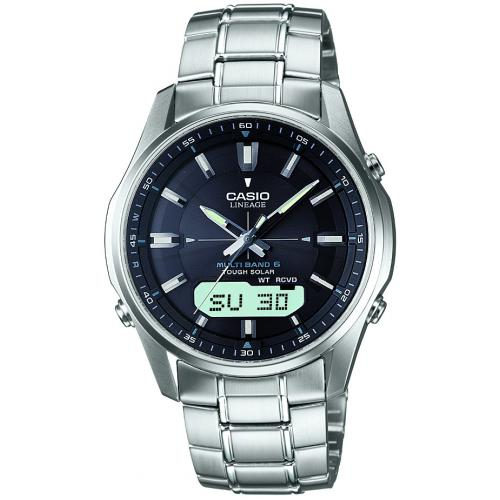 Casio - Montre Casio LCW-M100DSE-1AER - Montre Casio