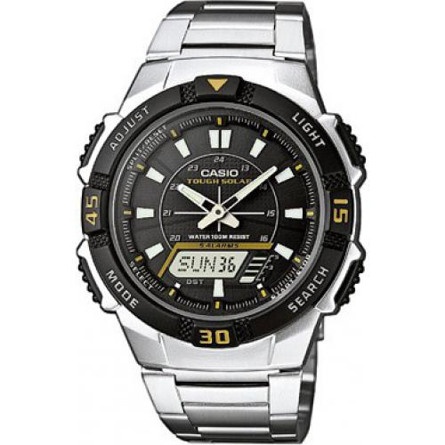 Casio - Montre Casio Collection AQ-S800WD-1EVEF - Montre Acier