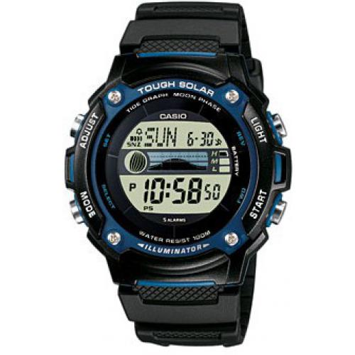 Casio - Montre Casio Collection W-S210H-1AVEF - Montre Casio