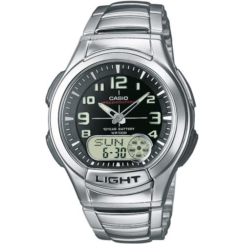 Casio - Montre Casio Collection AQ-180WD-1BVES - Montre Casio Sport