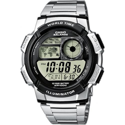Casio - Montre Casio Collection AE-1000WD-1AVEF - Montre Casio
