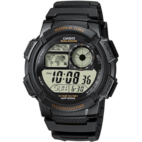 Casio - Montre Casio Collection AE-1000W-1AVEF - Montre Casio Sport