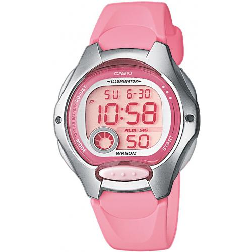 Casio - Montre Casio Collection LW-200-4BVEF - Montre Casio Enfant