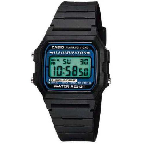 Casio - Montre Casio Collection F-105W-1AWYEF - Montre Casio