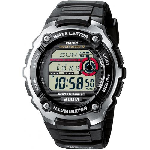 Casio - Montre Casio Waveceptor WV-200E-1AVEF - Montre casio etanche