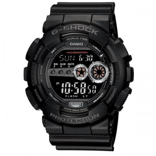 Casio - Montre Casio G-Shock GD-100-1BER - Montre casio etanche