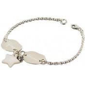Bracelet Mes Beaux Nuages - Les bijoux de Pauline et Victoria