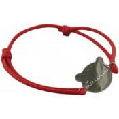 Bracelet cordon Cartoon - Les bijoux de Pauline et Victoria
