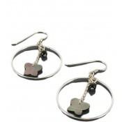 Boucles d'oreilles eau des merveilles - Les bijoux de Pauline et Victoria