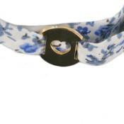 Bracelet Liberty Coeur plaqué or - Les bijoux de Pauline et Victoria