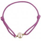 Bracelet Blanche Neige - Les bijoux de Pauline et Victoria