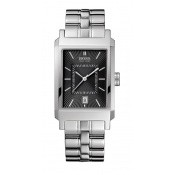 Montre Hugo Boss Rectangulaire Argent HB-1512229