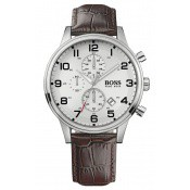 Montre Hugo Boss Chrono Marron HB-1512447