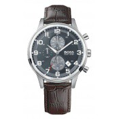 Montre Hugo Boss Chrono Marron 1512570