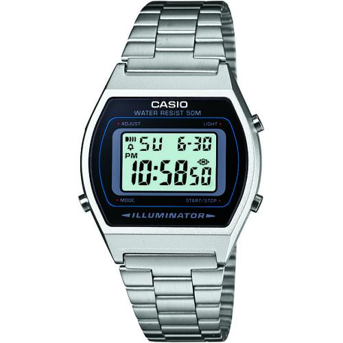 Casio - Montre Casio Retro Vintage B640WD-1AVEF - Montre Digitale Casio