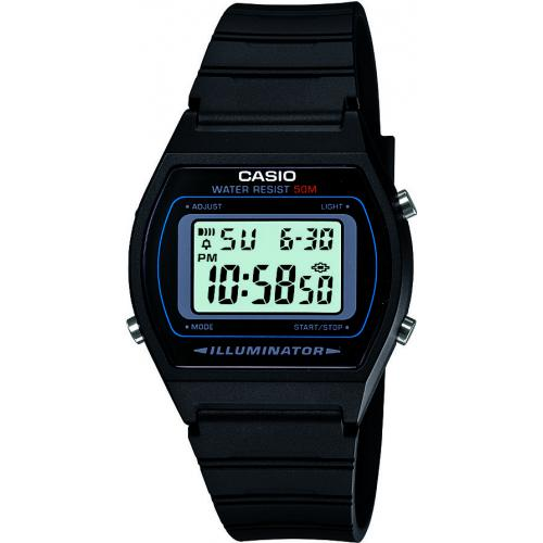 Casio - Montre Casio Collection Retro W-202-1AVEF - Montre Digitale Casio