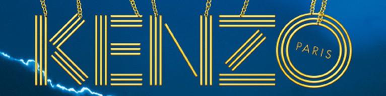 Kenzo Bijoux Femme Collier, bague, Boucles Kenzo, Bracelet Femme ... 209f50b44399