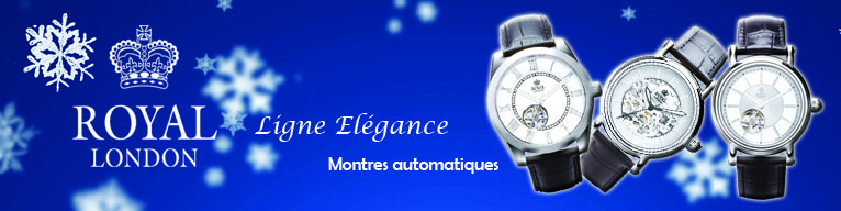Montres Royal London