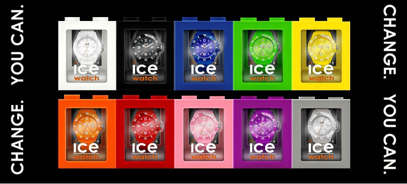 banner identity ice watch