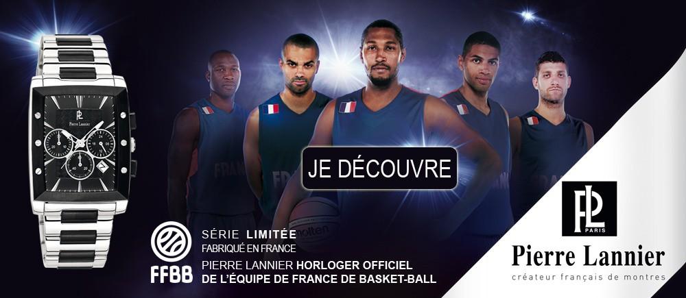 Pierre Lannier Série Limitée FFBB