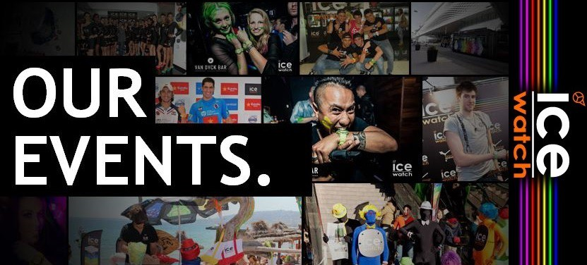 banner events ice watch