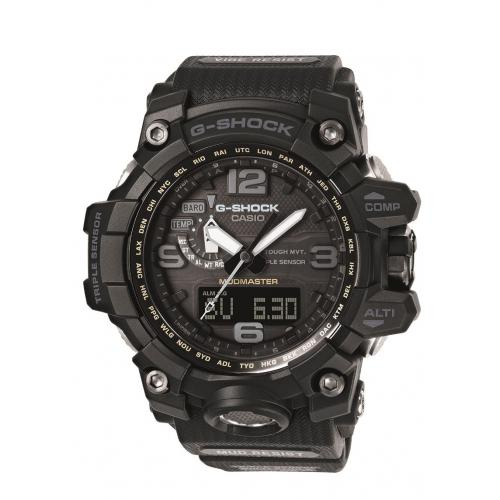 Casio - Montre Casio GWG-1000-1A1ER - Montre Casio