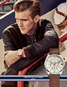 Montres Homme Tommy Hilfiger
