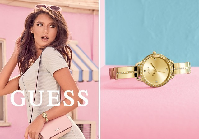 Montres Guess femme