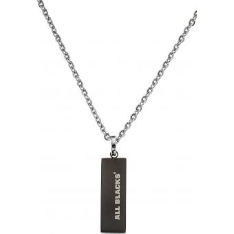Collier All Blacks 682000 - Collier Chaîne Argenté Homme