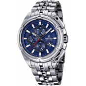 Montre Festina Chrono Bike F16881-2 - Montre Chronographe Bleue Homme