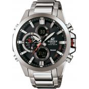 Montre Casio Edifice ECB-500D-1AER - Montre Bluetooth Solaire Homme
