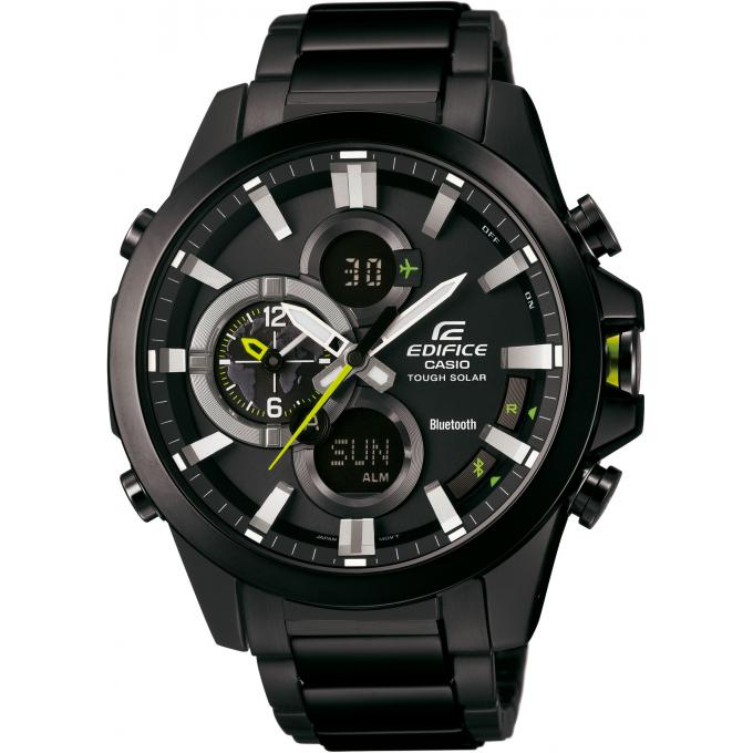 montre casio edifice ecb 500dc 1aer montre bluetooth chronographe homme sur bijourama montre. Black Bedroom Furniture Sets. Home Design Ideas