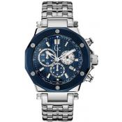 Montre GC Bleue Chronographe X72027G7S