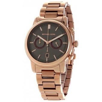Montre Michael Kors PENNANT MK8370 - Montre Or Rose Multifonctions Homme